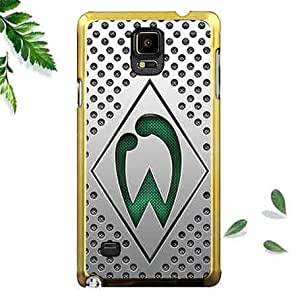 Ultra Slim Design Funda Case Lovely Funda Case Sv Werder Bremen Para Samsung Galaxy Note 4