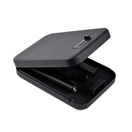 MIAOLULU pistola portátil caja de seguridad de coche