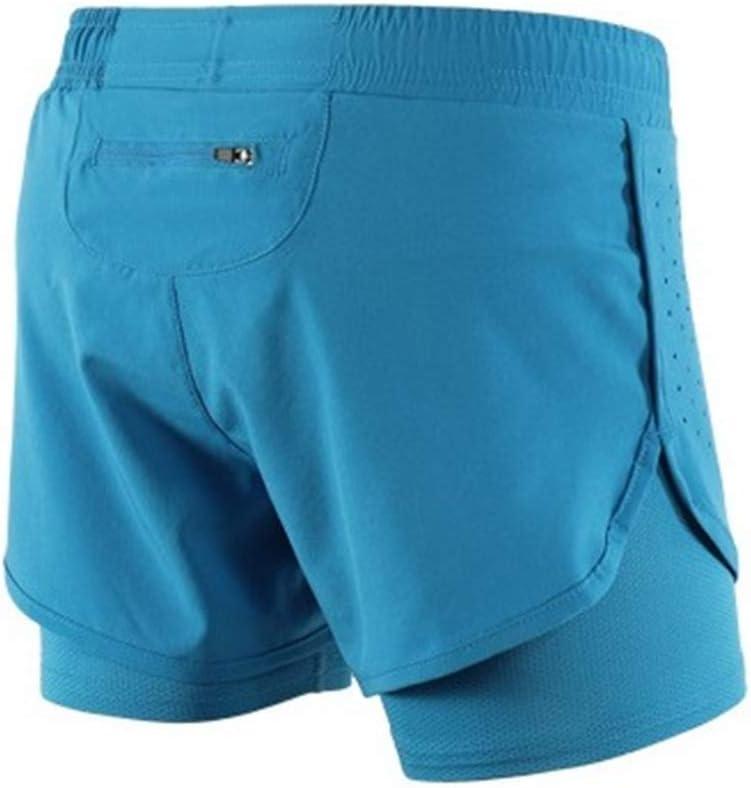 Pantalones Cortos de Running para Mujer 2 en 1 JameStyle26