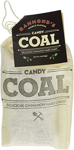Bag of Coal Cinnamon Candy CO 00936 ()