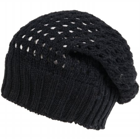 Nirvanna Designs CH711 Screen Slouch Hat with Fleece, Black by Nirvanna Designs