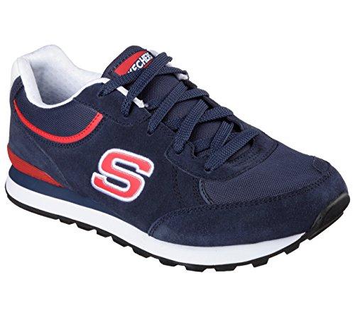 Skechers (SKEES) - Og- 82 - Baskets Sportives, homme, bleu (nvrd), taille 46