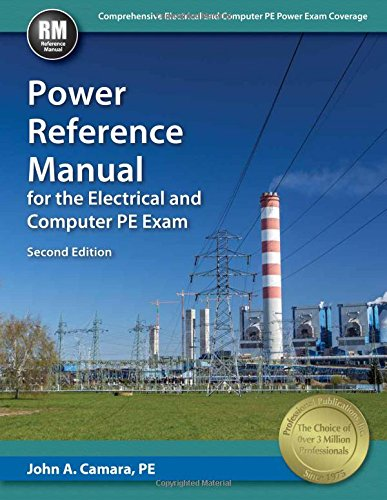 power-reference-manual-for-the-electrical-and-computer-pe-exam-second-edition-new-edition