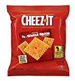 Cheez-It, Baked Snack Cheese Crackers, Original, Bulk Size, 131.25 oz (Pack of 175, 0.75 oz Bags)