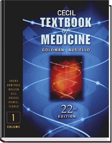 Cecil Textbook of Medicine: Single Volume, 22e (Cecil Medicine)