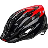 Giro Youth Flume Bike Helmet (Black Red Zap)