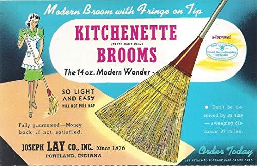 Original Kitchenette Broom - 6 Pack by Kitchenette Broom (Image #4)