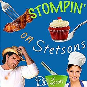 Stompin' on Stetsons Audiobook