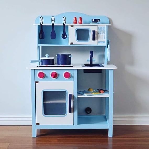 Juego de cocina para niños Juego de los niños Juego de Cocina con ...