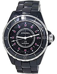 Chanel J12 Automatic-self-Wind Female Watch H1635 (Certified Pre-Owned)