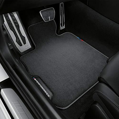 BMW 51472450775 M Performance Carpet Mats for G30 5 Series & F90 M5 (Set of 4 Mats)