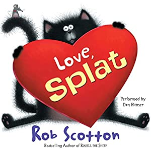 Love, Splat Audiobook