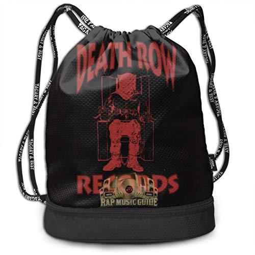 (Sheridan Reynolds Bundle Backpack 2Pac Tupac Shakur All Eyez On Me Tray Sport Gymsack Bag Drawstring Backpack)