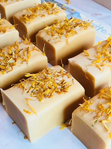 Calendula Lemongrass Goat Milk Soap ()