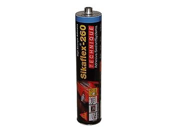 Sikaflex 260 N Schwarz Der Vielseitig Einsetzbare Kraftklebstoff