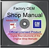 1955-1957 Chevy Car Assembly Manual on CDrom