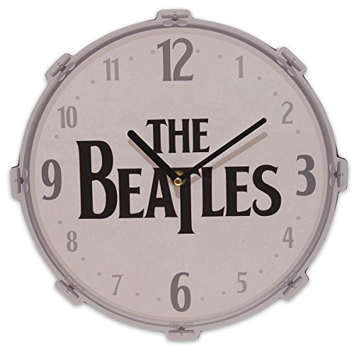 "The Beatles Clock ""Drums"""