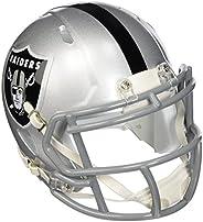 Riddell RIDDMINIOAKSP NFL Oakland Raiders Revolution Speed Mini Helmet