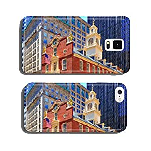 Boston Old State House in Massachusetts cell phone cover case iPhone6 Plus