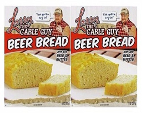 Price comparison product image Beer Bread Larry the Cable Guy (2 Pack)