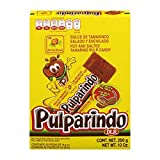 Hot and Salted Tamarind Pulp Candy Natural With Real Fruit, 10 oz