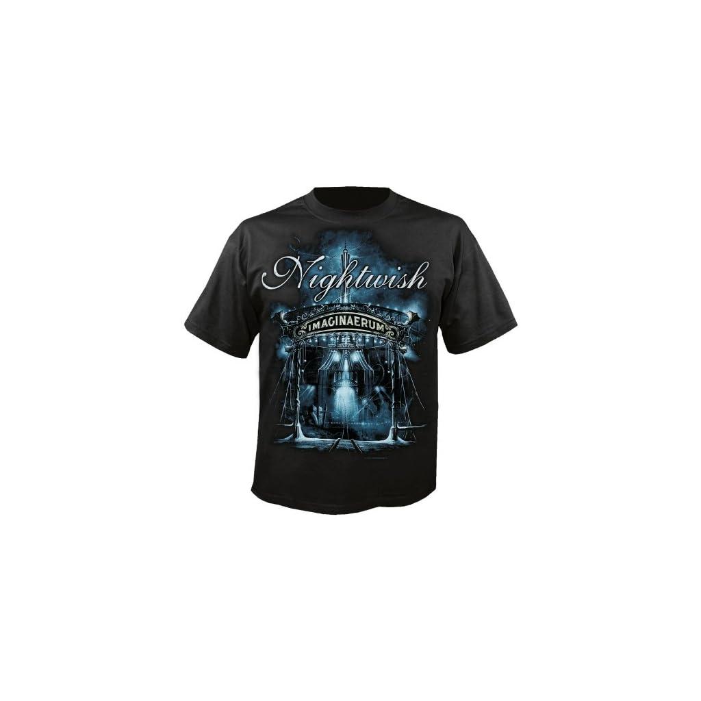 Nightwish–Camiseta de Imagin aerum