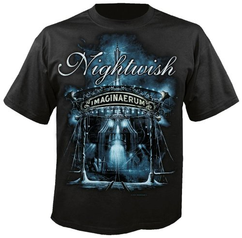 NIGHTWISH, Imaginaerum - T-Shirt XL