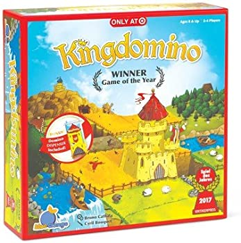 Kingdomino with Special Tower Board Game