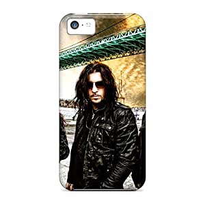 Iphone 5c KpC6640HGhq Support Personal Customs HD Children Of Bodom Band Skin Excellent Hard Phone Case -LauraAdamicska