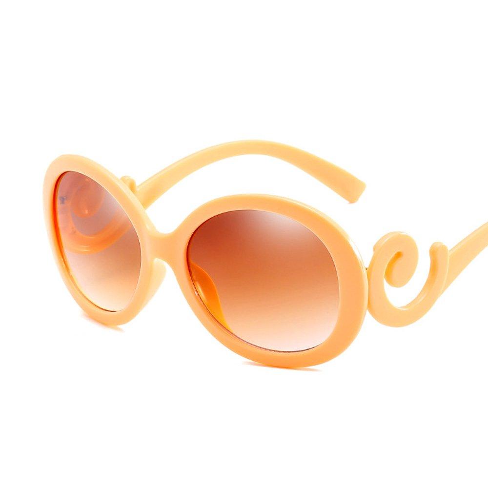 NYKKOLA Oversized Polarized Vintage Women\'s Sunglasses UV400 - Big Frame Goggles 43230-5239