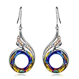 Kate-Lynn-Womens-Colorful-Swarovski-Crystals-Phoenix-Drop-Dangle-Hypoallergenic-Earrings-for-Christmas-Ladies-