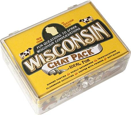 Chat Pack Wisconsin( Fun Questions to Spark Wisconsin Conversations)[CD-CHAT PACK WISCONSIN-156PK][Other]