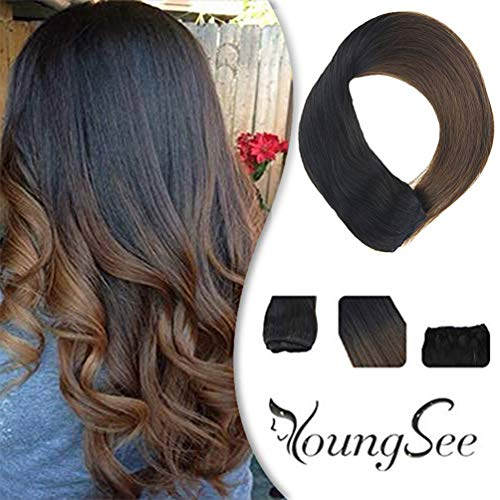 Youngsee Extensions Natural Fading 18Inch