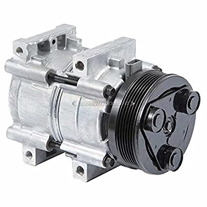 Amazon.com: AC Compressor & A/C Clutch For Ford Windstar 1999 2000 - BuyAutoParts 60-01466NA NEW: Automotive