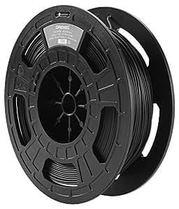 Dremel DF45-ECO-B - Filamento de ABS Eco (accesorio para impresora 3D45, longitud de 17.5 m, diámetro de 1.75 mm, peso de 500 g) color negro