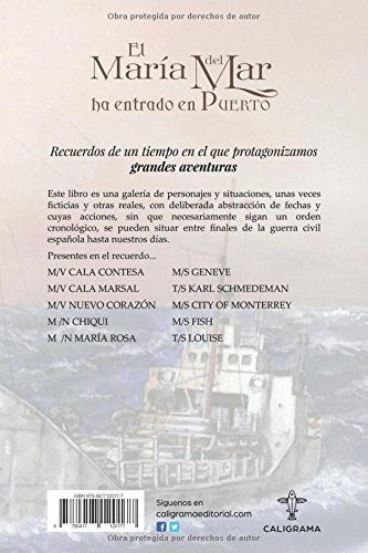 El María del Mar ha entrado en puerto (Spanish Edition): Fernando Verdejo: 9788417120177: Amazon.com: Books