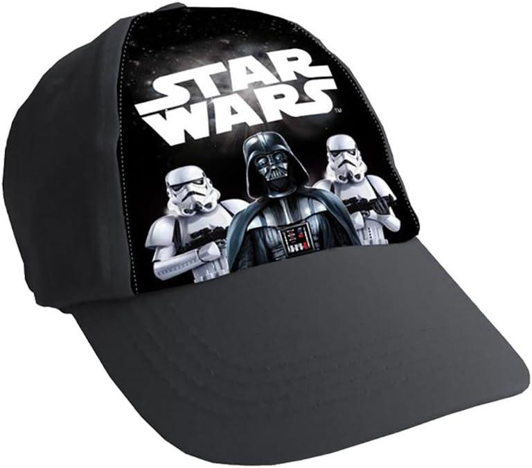Star Wars Gorra Darth Vader Stormtroopers: Amazon.es: Juguetes y ...