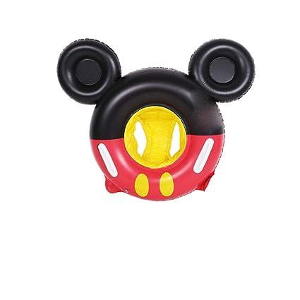 0.5-4Ys Mickey Mouse Niños de Dibujos Animados Anillo de ...