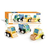 Guidecraft G7522 Junior Plywood Construction Trucks