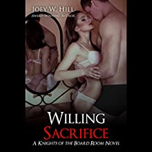 Willing Sacrifice Audiobook by Joey W. Hill Narrated by G. C. VonCloudts