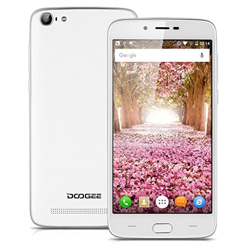 Doogee-Y200-Smartphone-4G-Libre-Android-51-Quad-Core-Pantalla-55-IPS-1280720-HD-2GB-RAM-32GB-ROM-Camara-80MP-GPS-Smart-Wake-Smart-Gesture