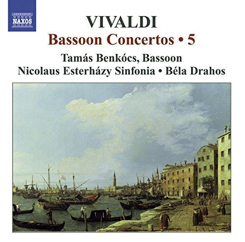 Vivaldi Bassoon Concerto - Vivaldi, A.: Bassoon Concertos (Complete), Vol. 5
