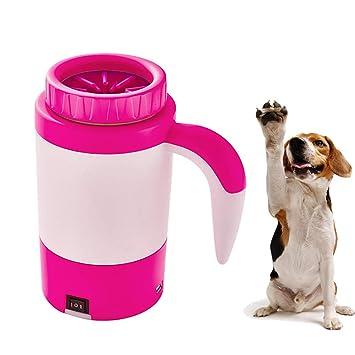 Limpiador De Patas para Mascotas Lavadora De Patas para Perros con ...