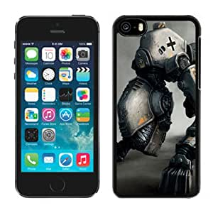 Beautiful Designed Case For iPhone 5C Phone Case With Wolfenstein The New Order Phone Case Cover