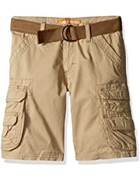 Boys' Dungarees Belted Wyoming Cargo Short