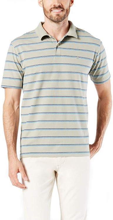 Dockers Short Sleeve Performance Polo Camisa Hombre