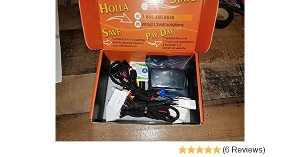 amazon com: 2010-2017 toyota tundra (g-key)/2010-2014 toyota sequoia  (g-key)/2015-2017 toyota sequoia h-key plug & play remote car start kit -  uses oem key
