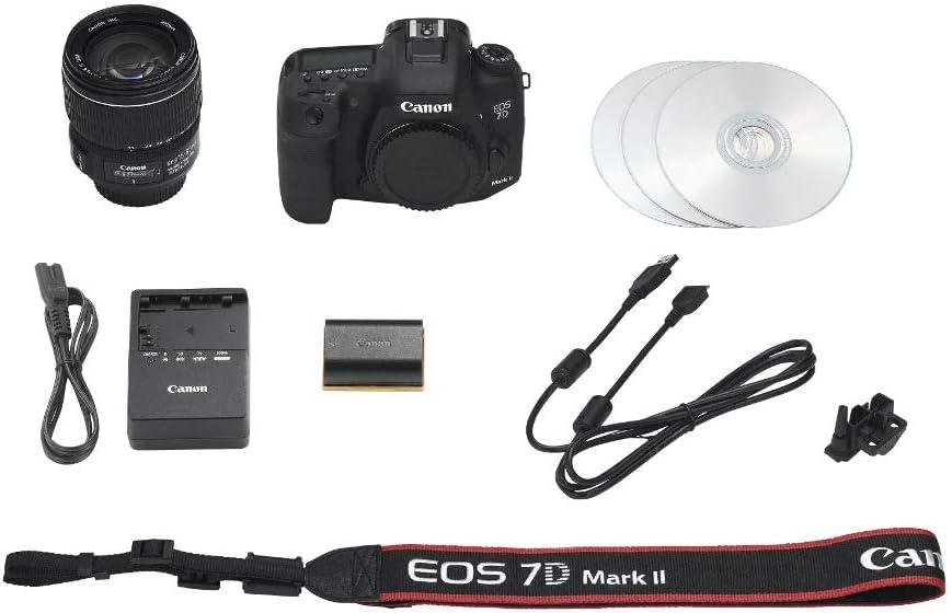 Canon EOS 7D Mark II 9128B040 - Cámara Digital: Amazon.es: Electrónica