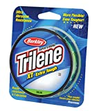 Berkley Trilene XT Filler 0.017-Inch Diameter Fishing Line, 300-Yard Spool, Solar (Renewed)