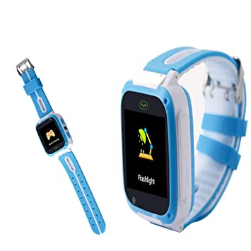 Zeekeer Kids smartwatch with GPS Tracker SOS Emergency Call ...